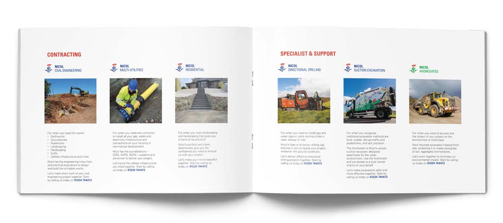 Nicol Directional Drilling - About Us - Engineering Brochure